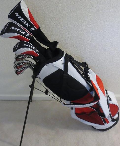 new_senior_mens_complete_golf_set